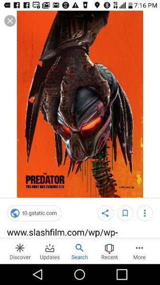The predator code