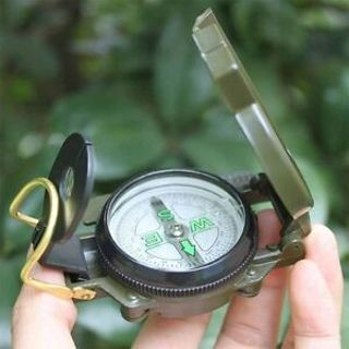hunting compass camping outdoor 3in1 Travel hiking forest survival Accessories