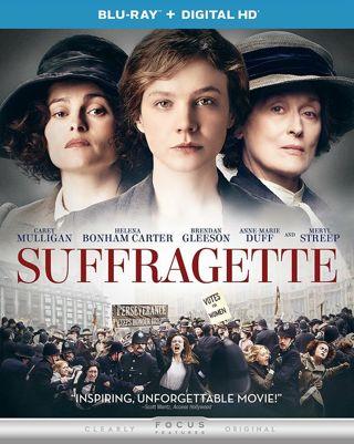 Suffragette HDX Ultraviolet Code Only