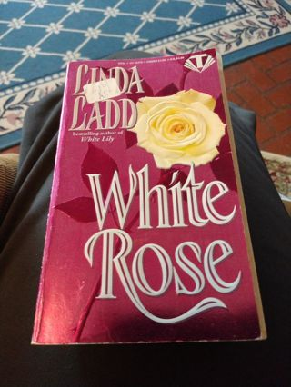 White Rose by Linda Ladd (paperback)