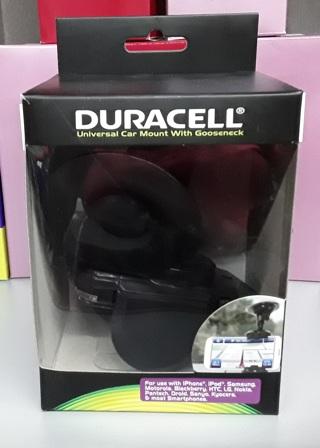 NIB Duracell Phone Universal Car Mount w/ Gooseneck