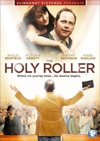 2012 The Holy Roller Drama DVD Widescreen Movie Angus Benfield-New & Sealed