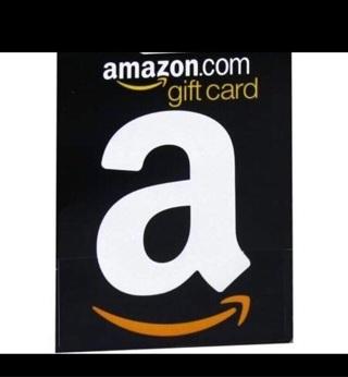 $30 amazon card