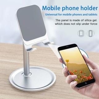 Adjustable Universal Tablet Phone Holder Desktop Phone Holder Stand for iPad Tablet Desk Holder