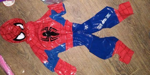 Spider-Man blow up toy