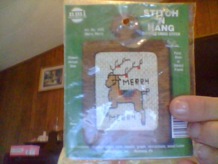 TWO STITCH AND HANG KITS