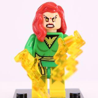 New Phoenix Minifigure Building Toy Custom Lego