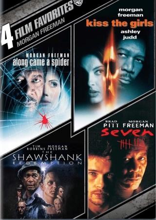 Morgan Freeman 4-film Vudu Code