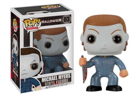 NEW Funko Pop Movies: Halloween - Michael Myers Action Figure