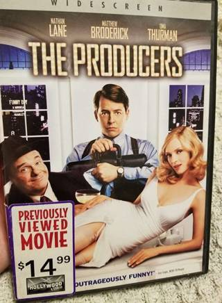 THE PRODUCERS - DVD - FREE Shipping