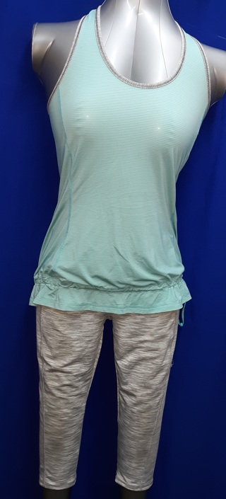 Lululemon & Pants WORKOUT Outfit Athletic Womens Large Top & Bottoms