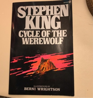 Stephen King Cycle Of The Werewolf Illustrated