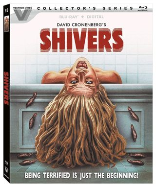 Shivers (Digital HD Download Code Only) *Horror* *David Cronenberg*