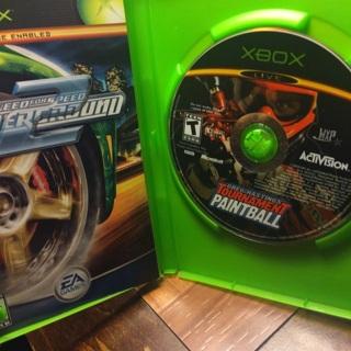 Underground Xbox Game