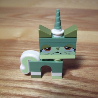 New Queasy Kitty Minifigure Building Toy Custom Lego