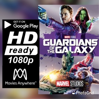 GUARDIANS OF THE GALAXY HD GOOGLE PLAY CODE ONLY