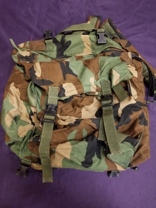 Large Authentic Military Tactical Bag Backpack for Hiking/Camping/Outdoors w/Free Shipping