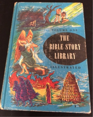 The Bible Story Library - Vols. 1 & 2