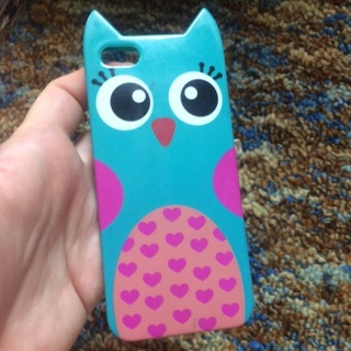 iPhone 5s owl case
