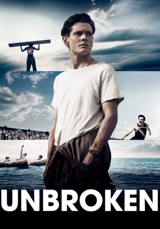 Unbroken (HD digital movie code)