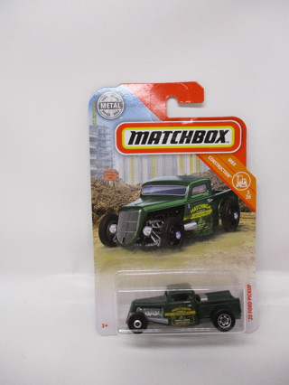 NEW ! '35 FORD PICKUP - MATCHBOX CAR