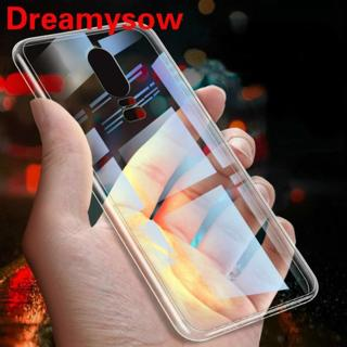 HD Transparent TPU Phone Back Cover Coque Skin Case for OnePlus 5T 3T Ultra Thin Crystal Silicon C
