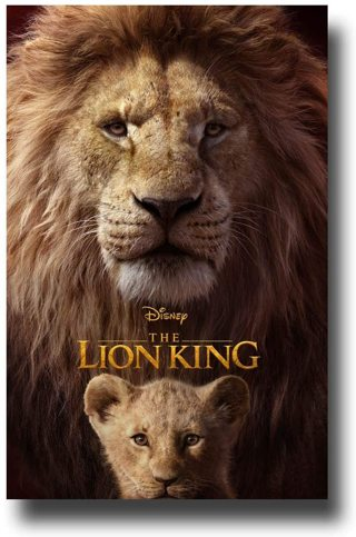 The Lion King 2019 4K MA Only