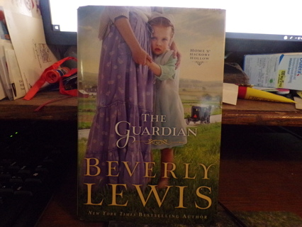 USED HARD COVER THE GUARDIAN BY BEVERLY LEWIS