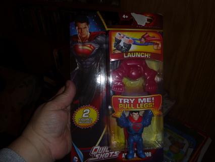 Superman quick shot