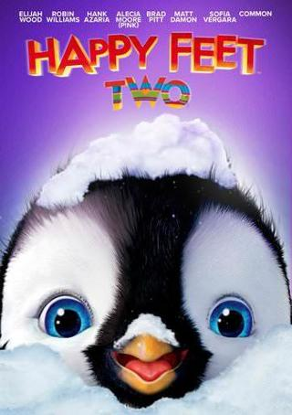 Happy Feet 2- Digital Code Only- No Discs