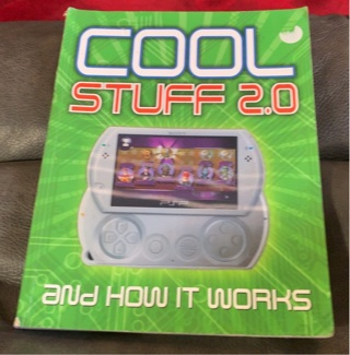Cool Stuff 2.0 and How it works book