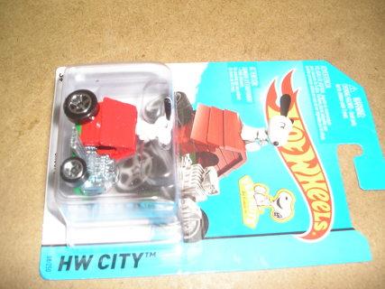 Hot Wheels SNOOPY CAR > un open <