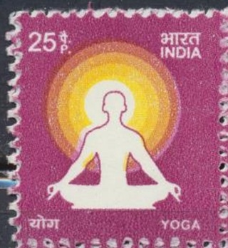 India:  2016, Yoga Stamp, MNH, NEW - IND-1021a