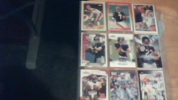 Football cards