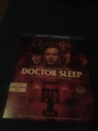 Doctor sleep Blu Ray /DVD combo digital copy