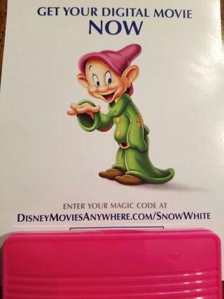 Disney movie Snow White