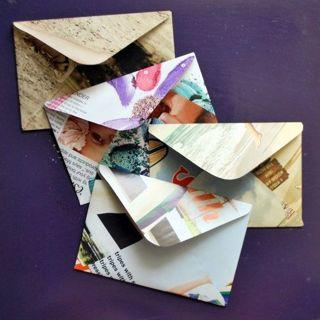 "The Original ""Envelope of Stuff"" (L)"