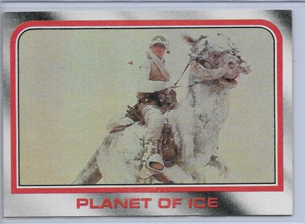 1980 Star Wars The Empire Strikes Back #13 Planet of Ice