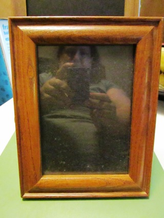 "Wood Picture Frame 5"" x 7"""