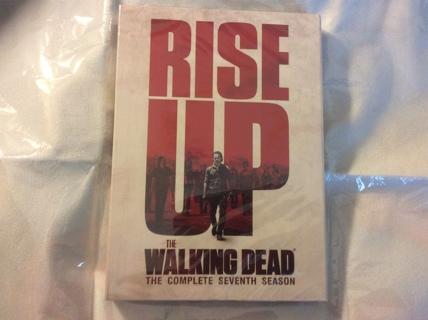 New! Seventh Season Walking Dead