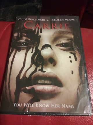 CARRIE DVD FACTORY SEALED