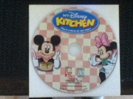 Free: My Disney Kitchen Mac or pc game - Other Computer Items ...