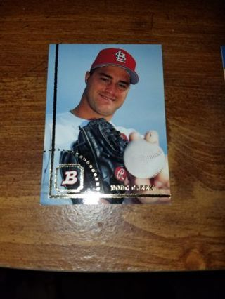 "94 Topps Baseball Card ""Doug Creek"""