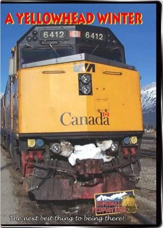 Rail Canada DVD