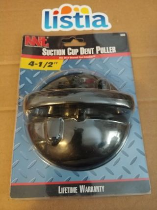 """DENT PULLER⭐4 1/2"""" SUCTION CUP DENT PULLER⭐SAVE BIG $$ DIY⭐ FREE $HIPPING"""