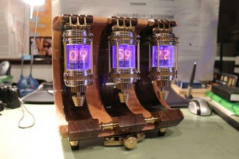 Bioshock Steampunk Clock Diy