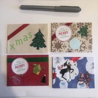 Handmade gift envelopes