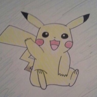 Free custom Pokemon drawing