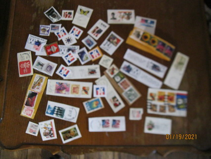 My Old Stamps