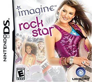 Imagine - Rock Star DS Game